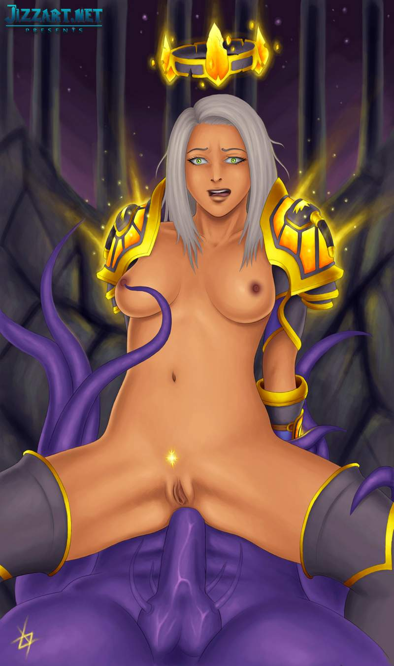 World of porncraft jaina and sylvanas adult toons