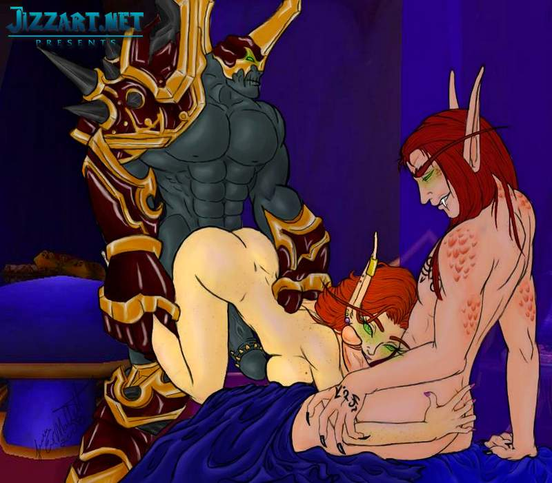 Porno pictures hentai warcraft