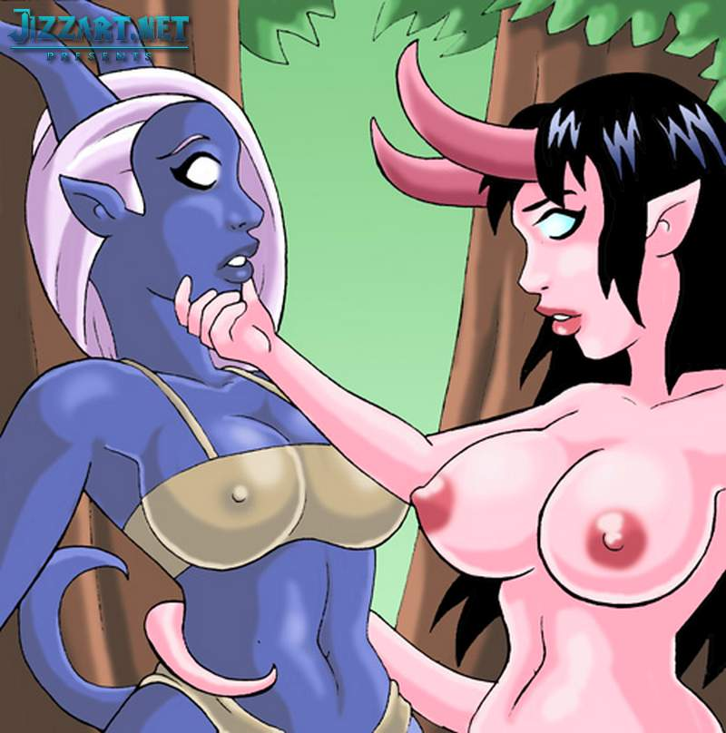 Night elf sex female