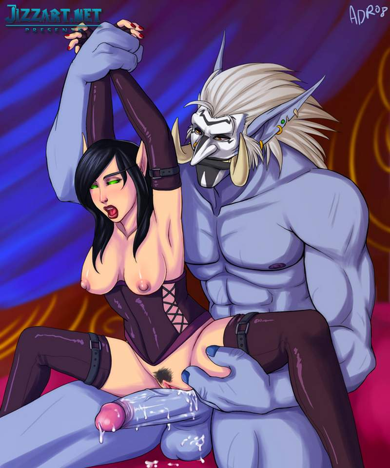 Troll and blood elf sex erotic galleries