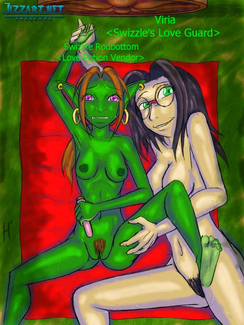 Cartoon comic human elf porn