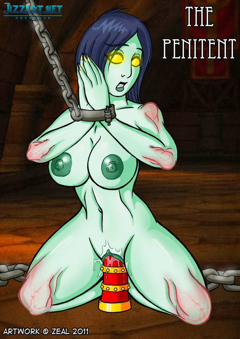 Nude yuna warcraft art