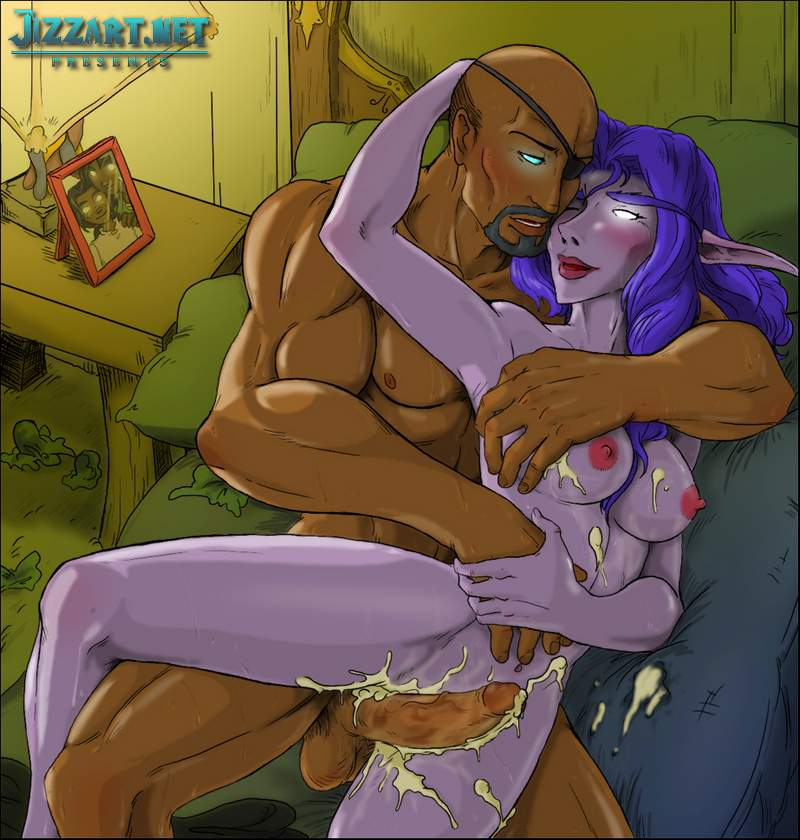 Sex involving elves world of warcraft