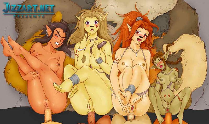 Snow white seven warcraft dwarves porn video