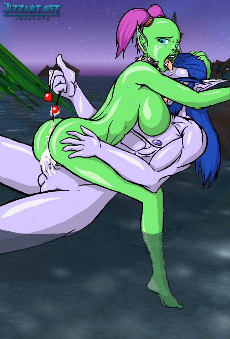 Elf sex art