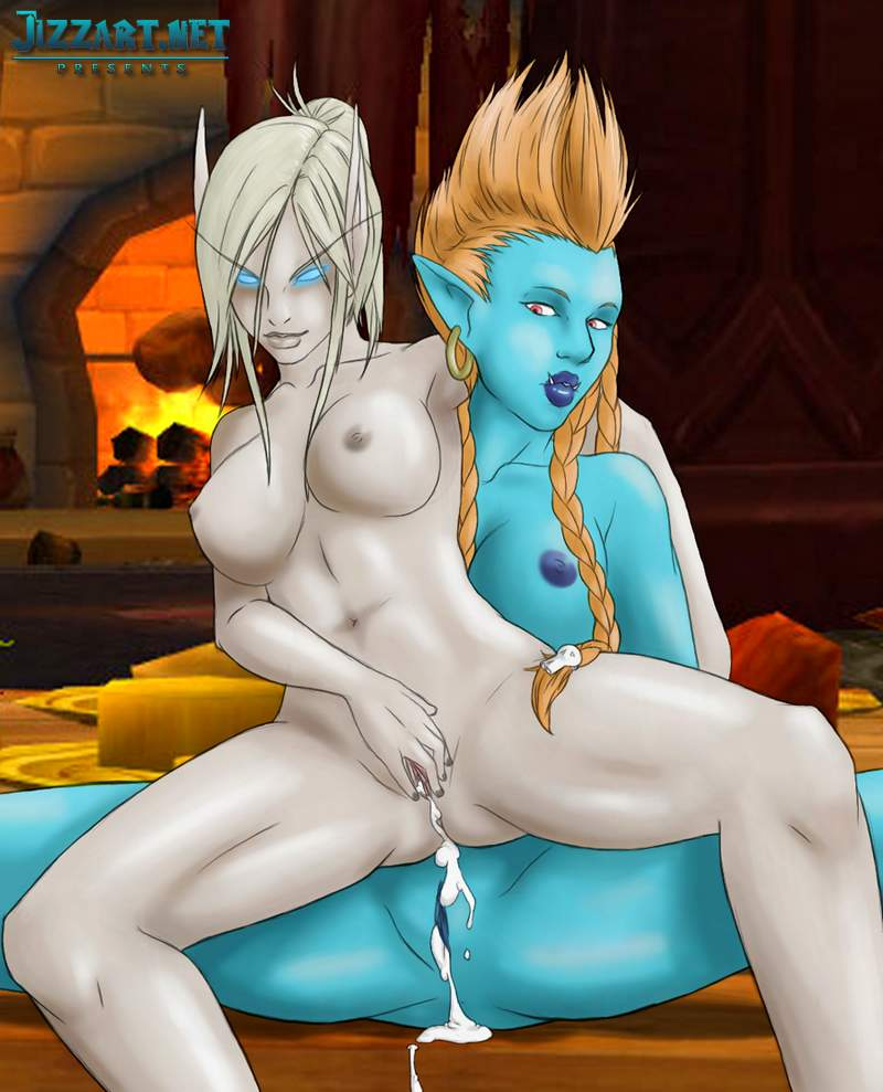 Draenei dick girls