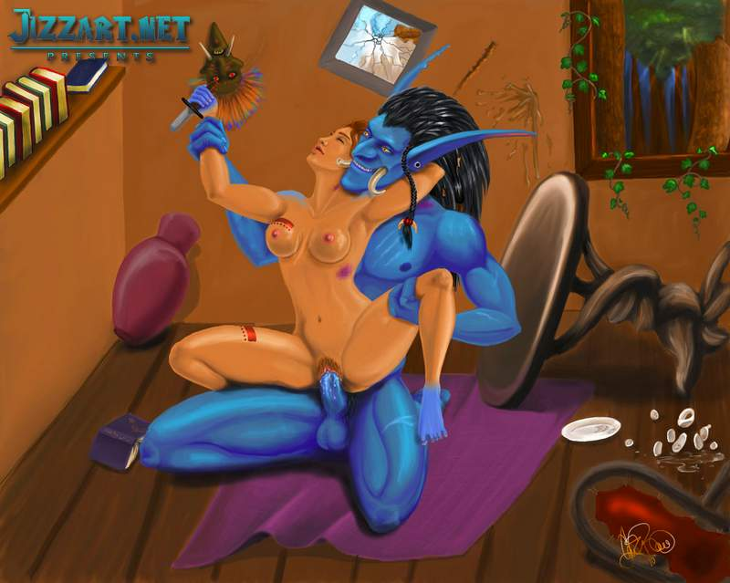 World of warcraft hentai art