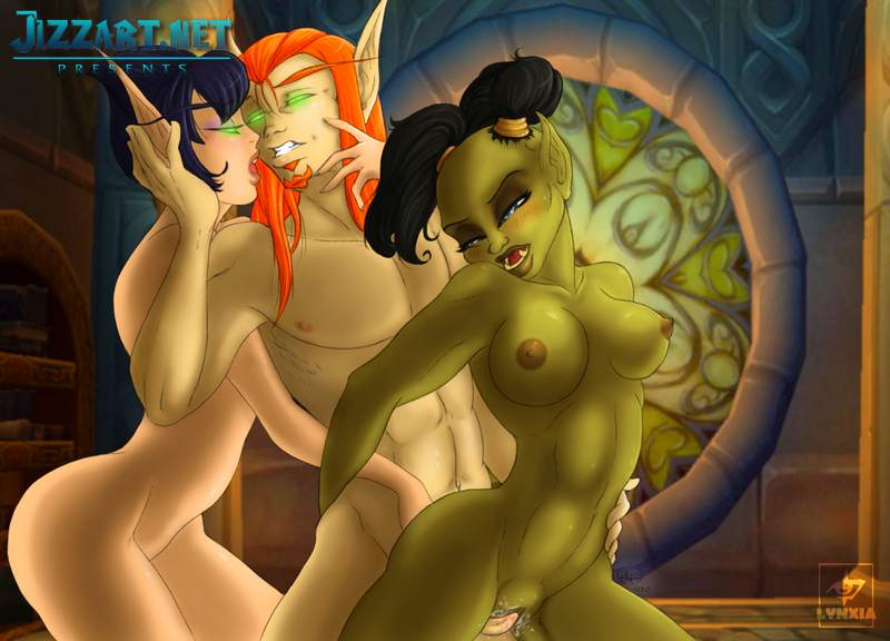 World of warcraft hentai game