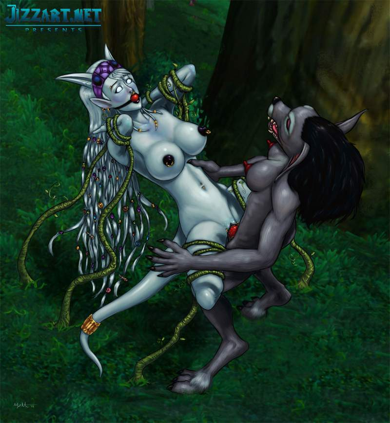 Night elves sex