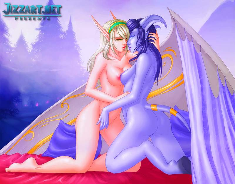 Worlld of warcraft hentai doujins