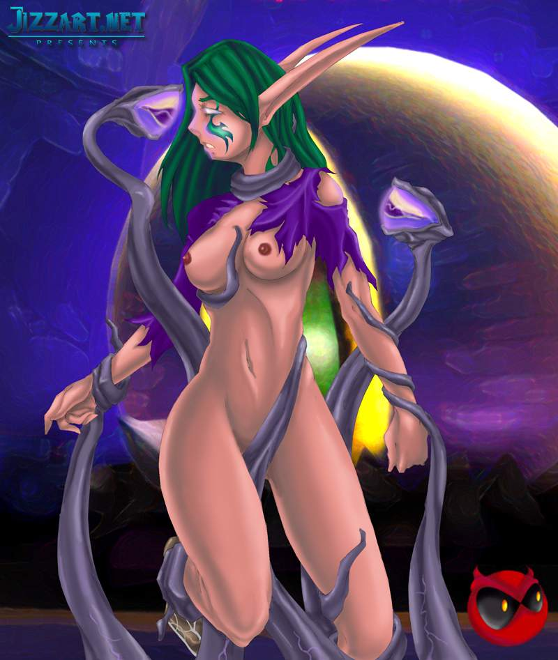 Night elves nude mod