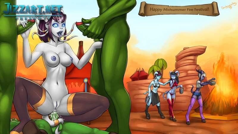 Female armor pic semi nude