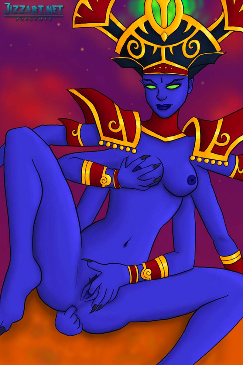 Best world of warcraft night elf porn pics