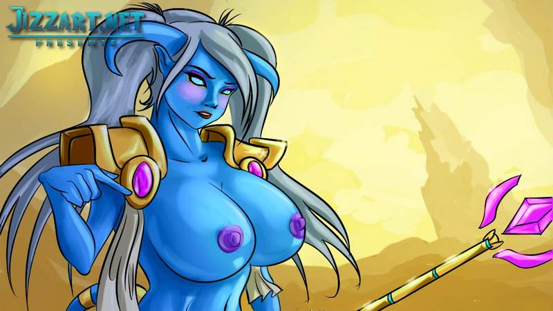 Draeni orc and troll hentai