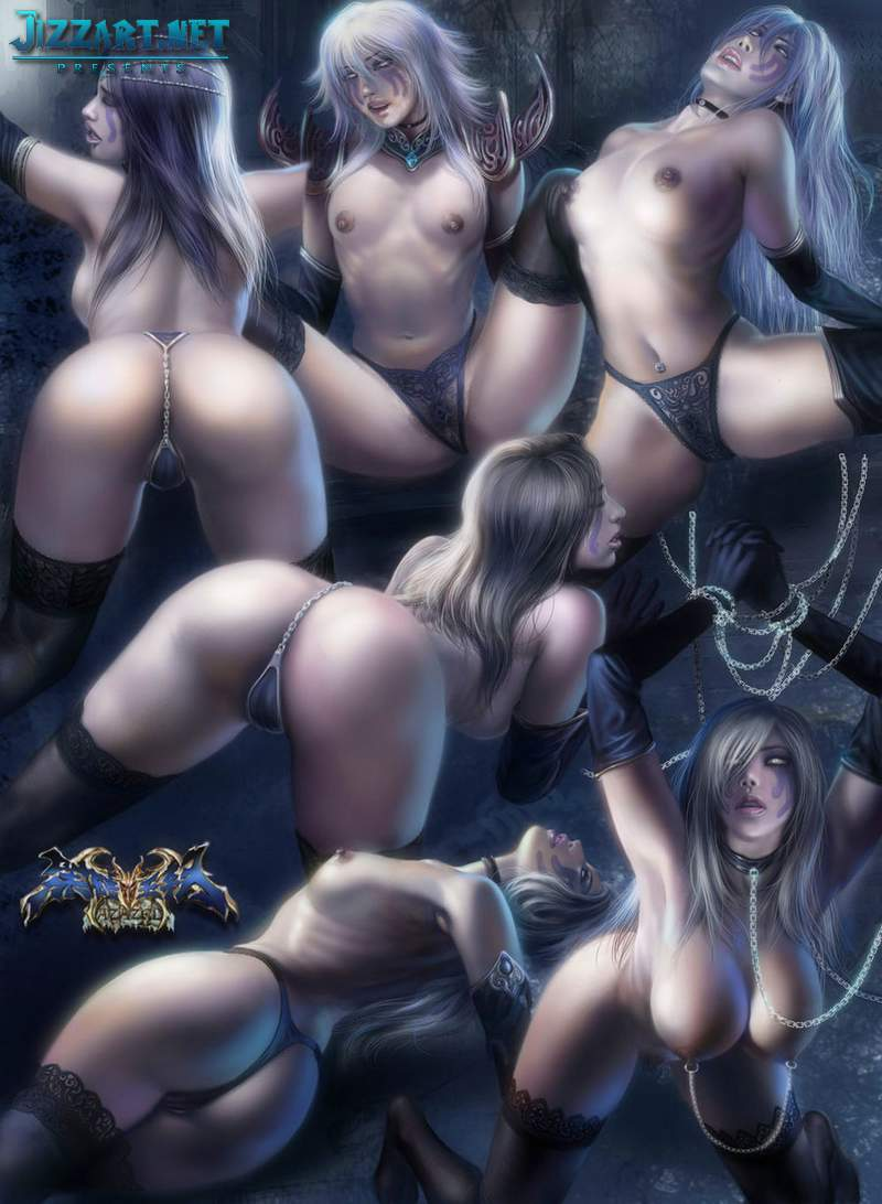 World of warcraft naked art xxx picture