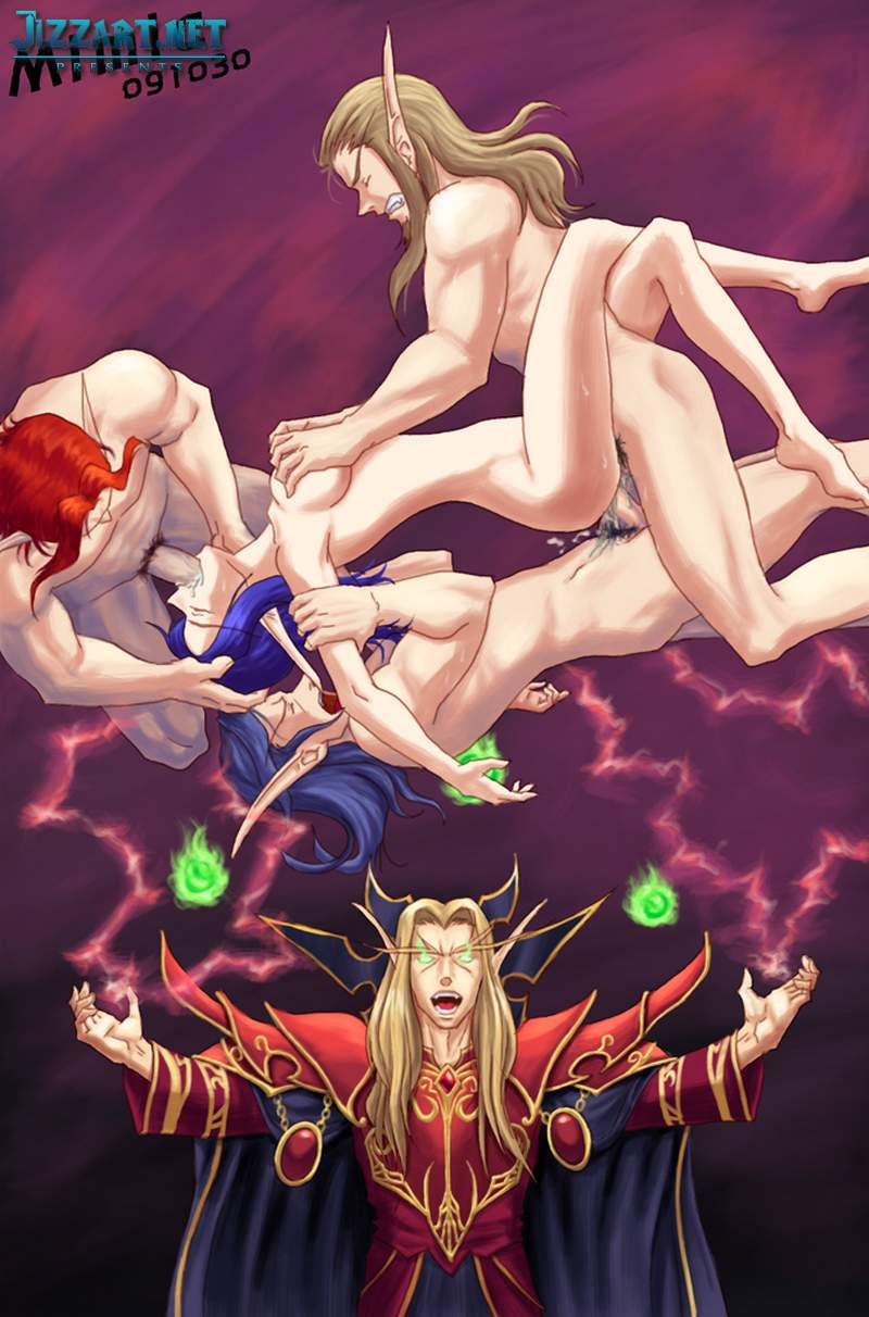 Elven fanfic porn naked videos