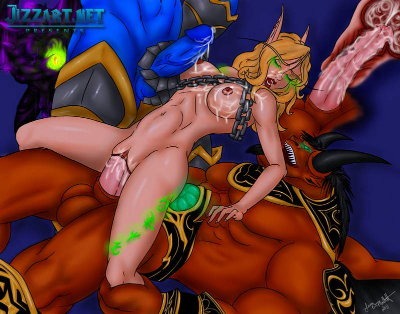 World of warcraft nude porn hentai