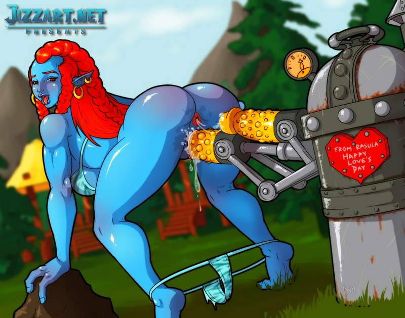 Warcraft night elf hentai