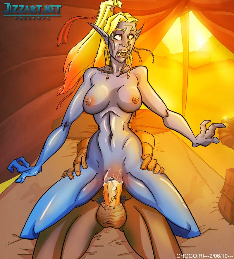 Elf jungle sex pics