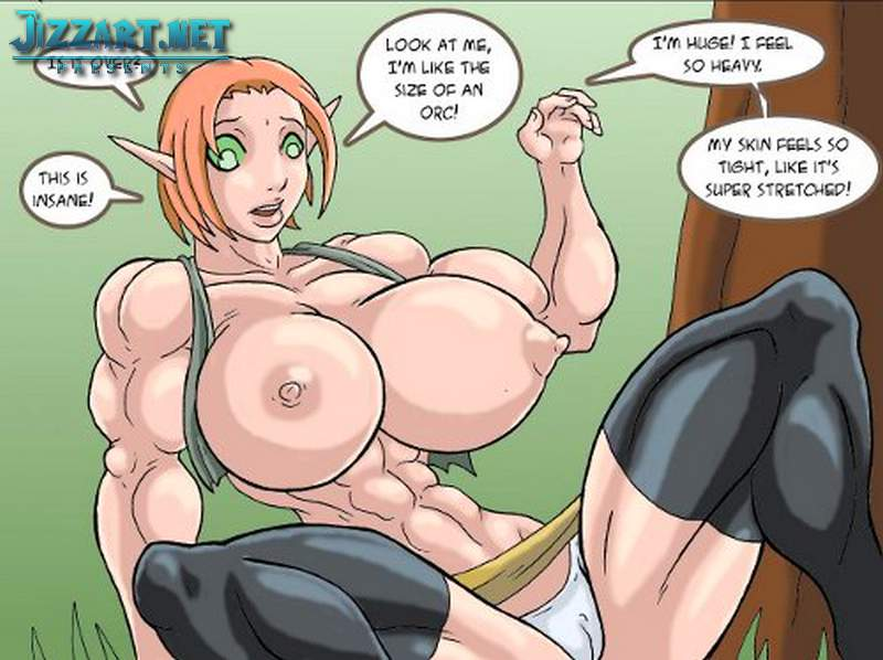 3d world of warcraft futanari