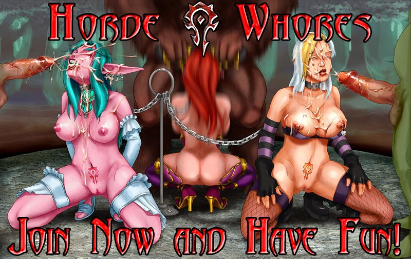 sexy warcraft elf abuse