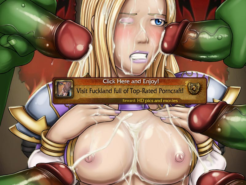 world of wardraft hentai