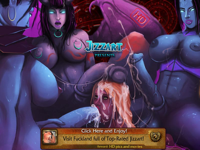 world of warcrafft hentai