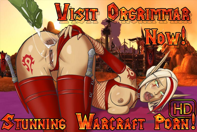 free night elf hentai