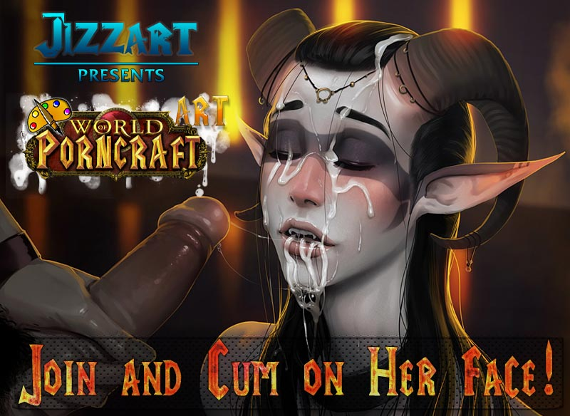 world of porncraft nude art
