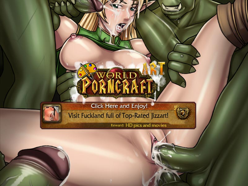 world of warcraft draenei vs orc porn