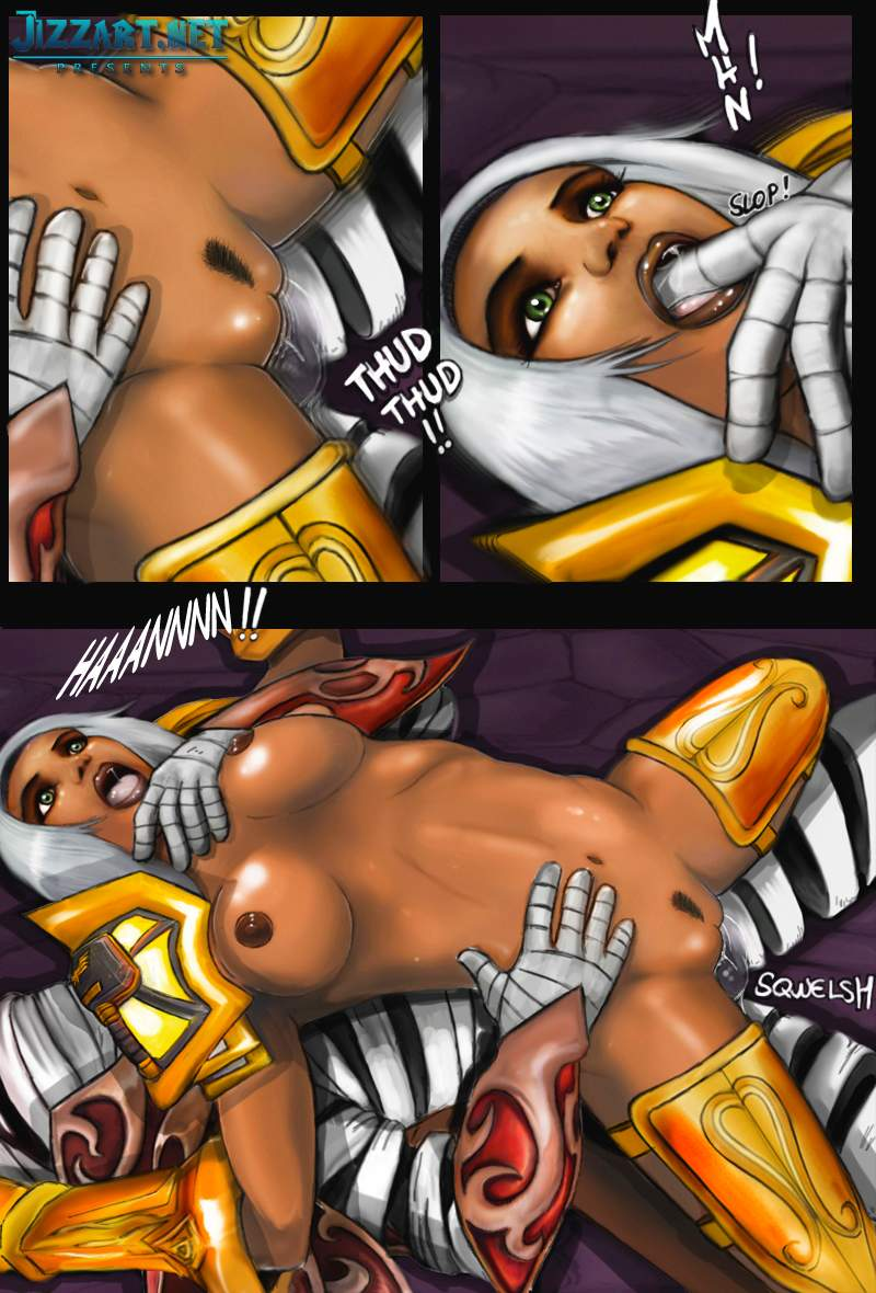 World of warcraft hentai fan art
