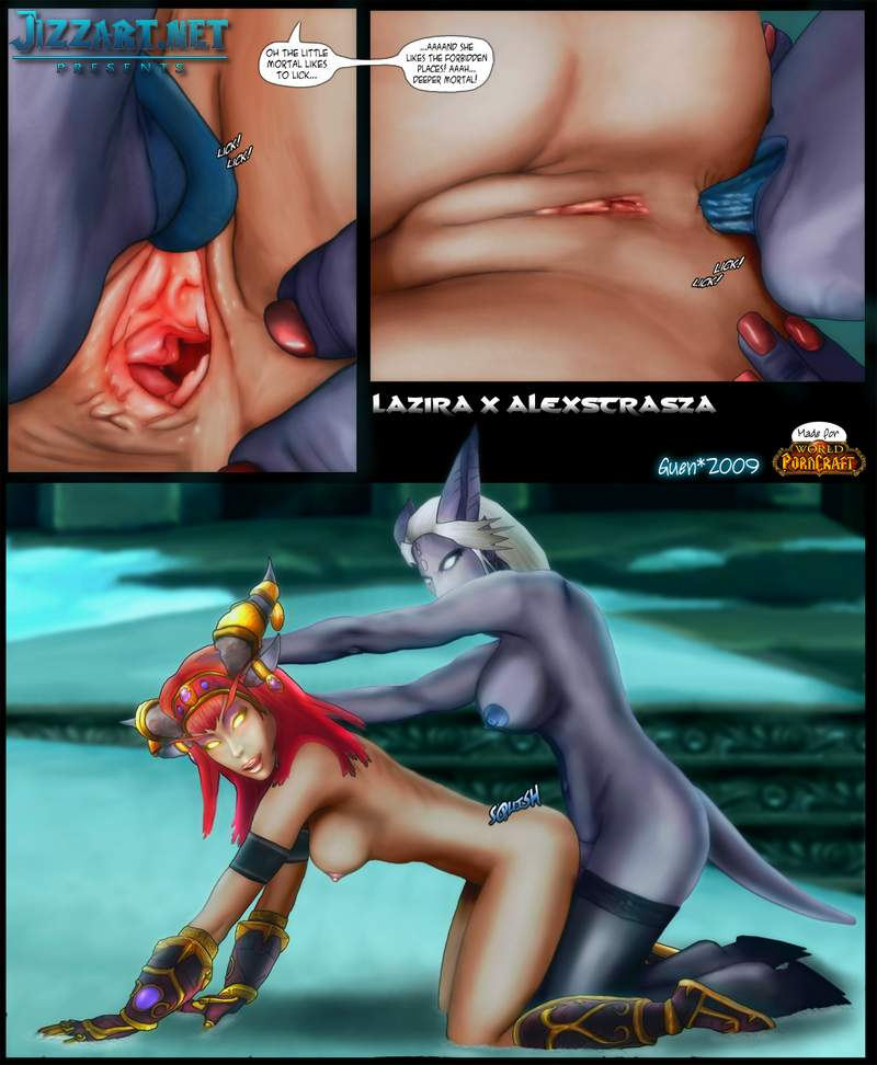 Warcraft elf sex stories