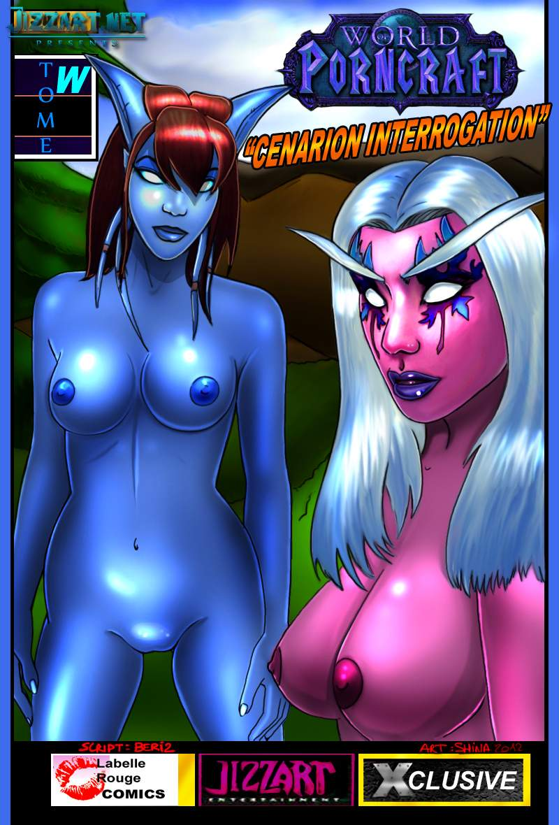 Fantasy fiction sex art