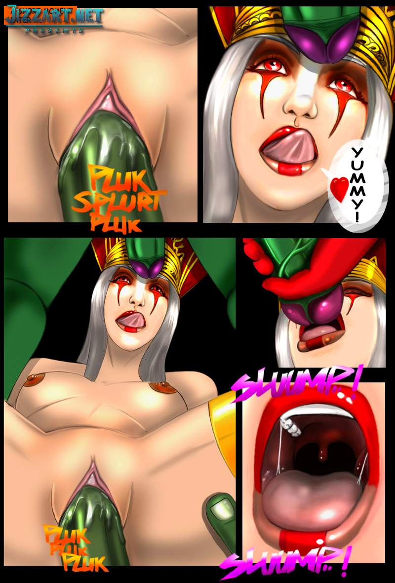 Word of porncraft sexy elves sex images