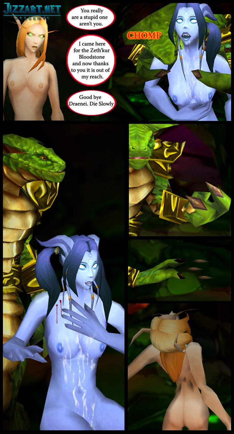 Night elf female nude quest hentai photo