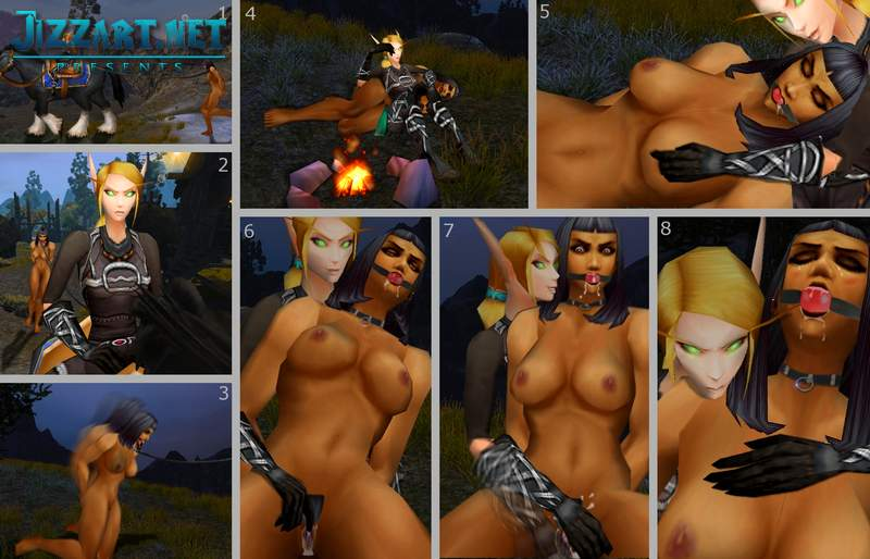 World of warcraft hentai elf image