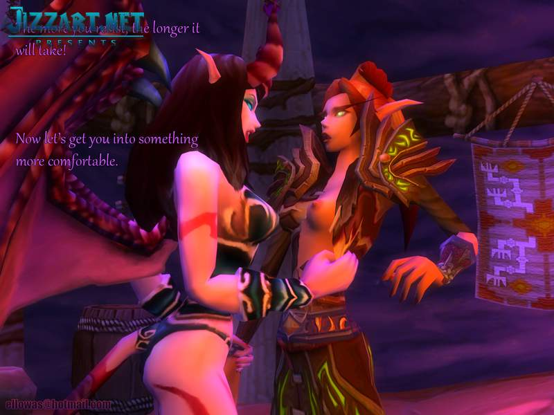 World of warcraft blood elf warlock porn  sex photos