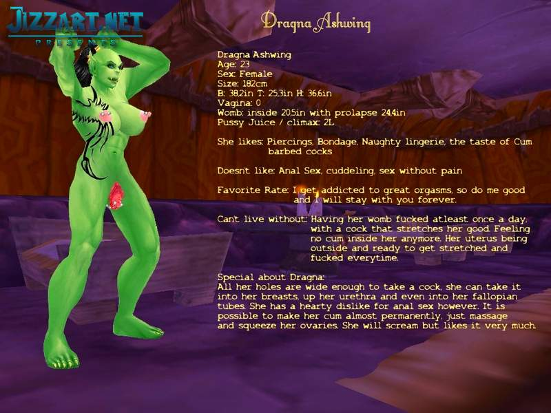 Porncraft draenei sex