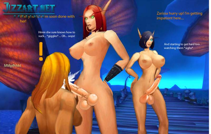 Worldofwarcraft-porn 3d video