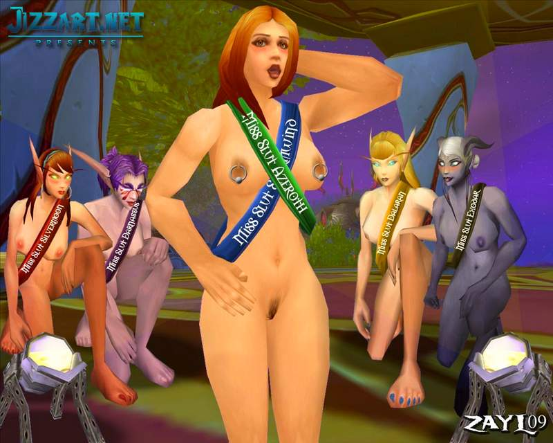World of warcraft porn video