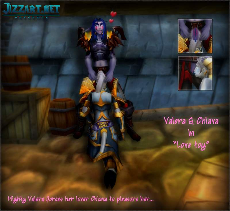 Sexy world of warcraftporn