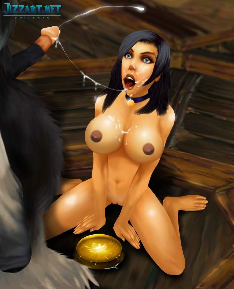 Warcraft hentai games