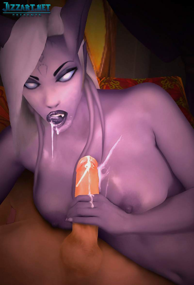 Dark elf fucked