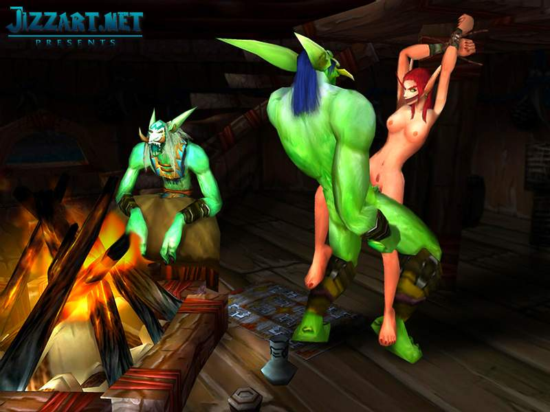 World of warcraft hentais