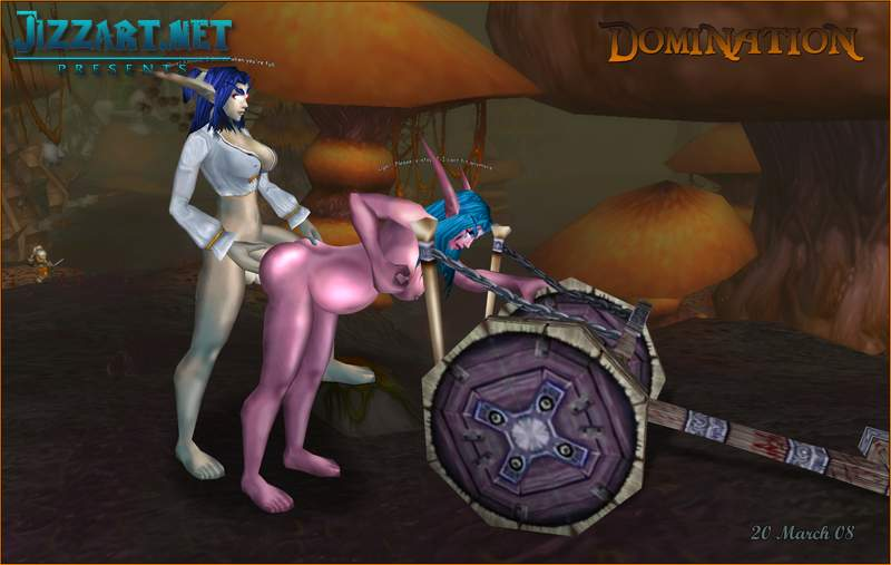 World of warcraft goblin nude mod