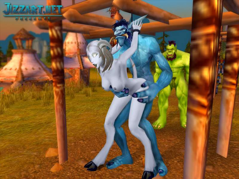 Hentia world of warcrafth sex