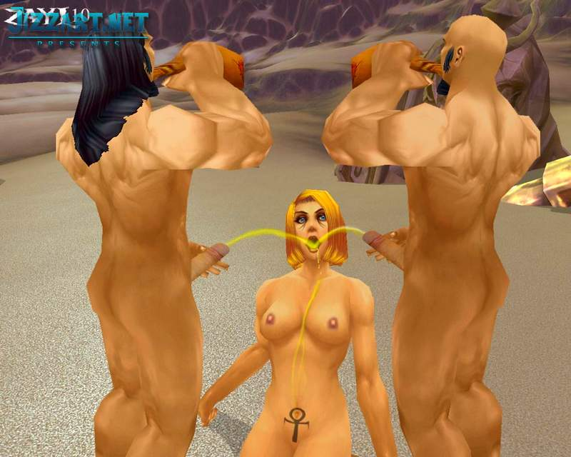 How to nude mystic elf
