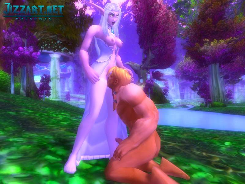 Wow exposed nude blood elf
