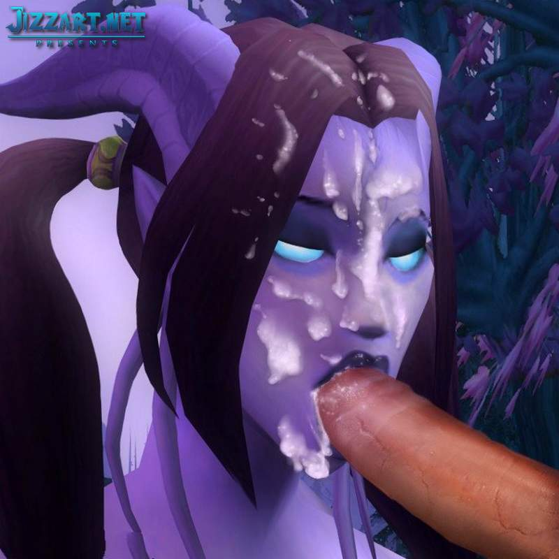 Erotic draenei pictures