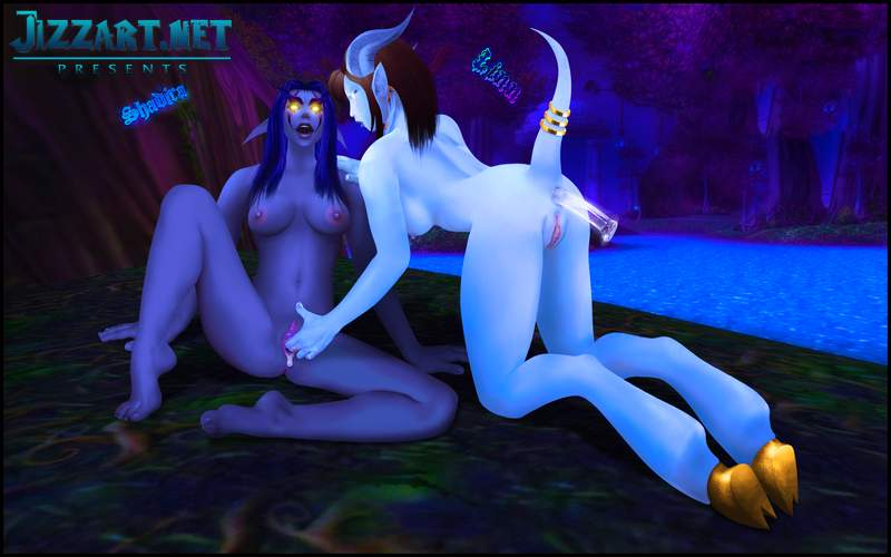 Blood elf porn 3d